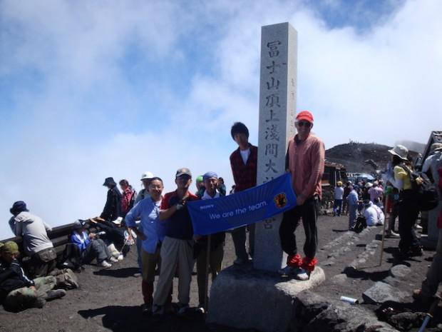 本栖湖・富士山8