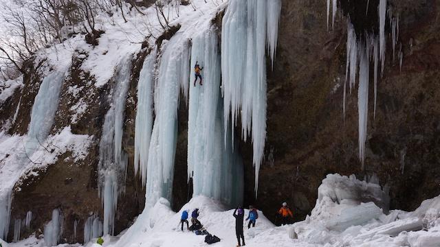 【1月2月限定!】日光雲竜渓谷 圧巻の氷瀑・氷柱!