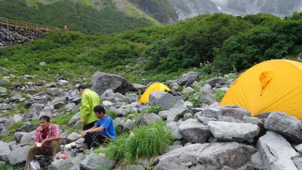 9.4涸沢キャンプ31