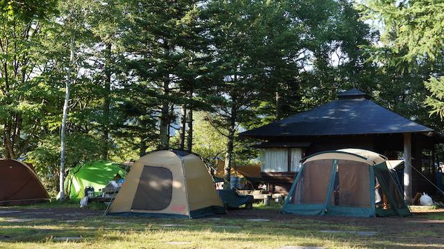 【オススメのキャンプ場】日光菖蒲が浜キャンプ場