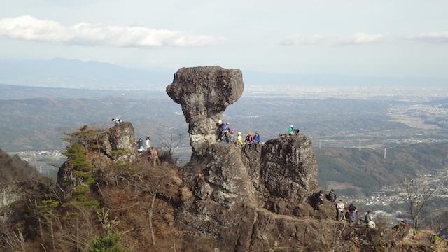 【スリル満点!】日本三大奇景の妙義山へトレッキング!