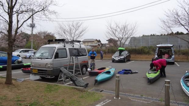 福岡堰さくら公園12