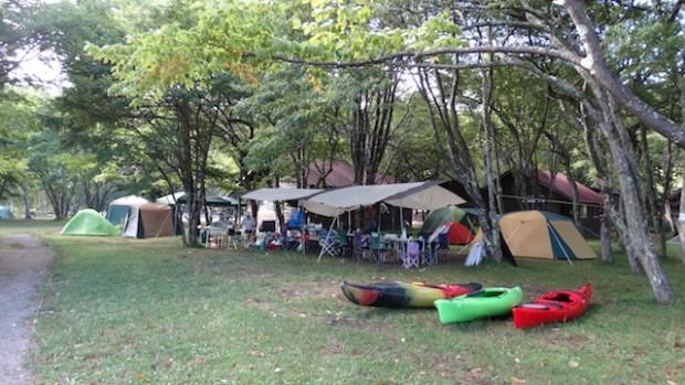 【2016夏キャンプ】おすすめスポット!菖蒲が浜キャンプ場
