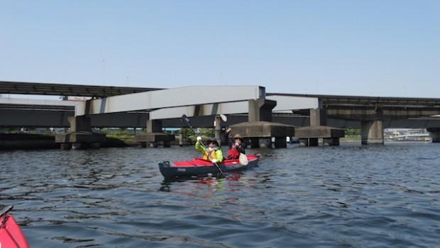 2017.4.30 haneda canoe20
