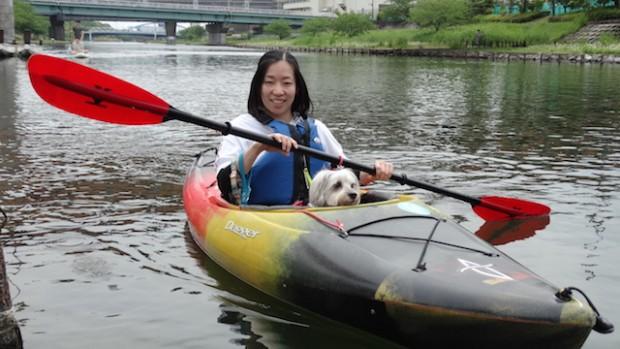 2017.5.7 dog canoe103