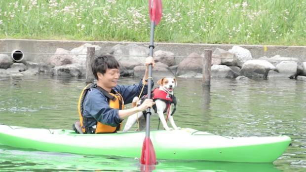 2017.5.7 dog canoe27