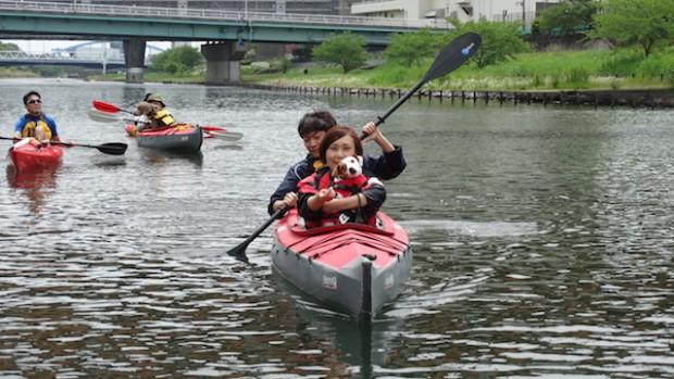 2017.5.7 dog canoe96