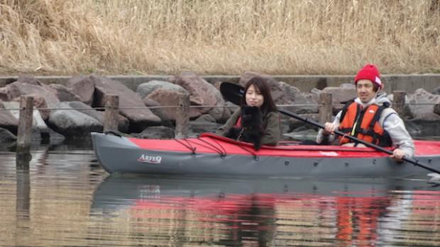 2018.3.11dog canoe8