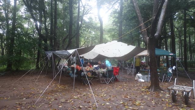 2018【第2回わくわくキャンプ体験】ワンコとドキドキお泊りキャンプ