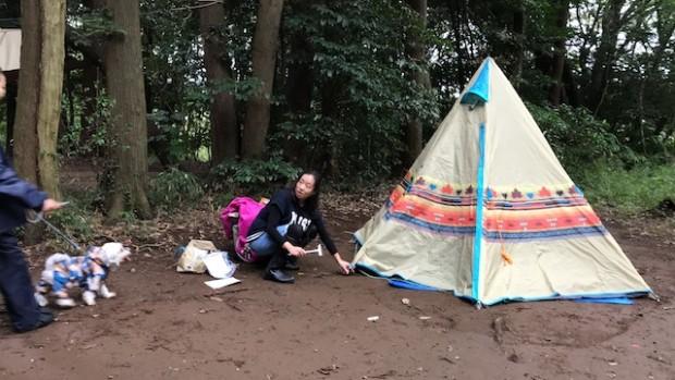 2018.9.30dog camp9